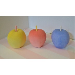 Customizable apple (peel, tail)