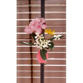 Mini florero piña con imán