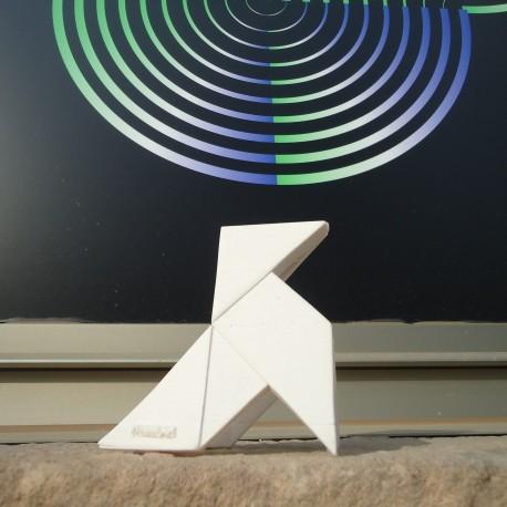 Cocotte en estil origami personalitzable amb imants