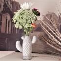 Florero cactus personalizable en hormigón