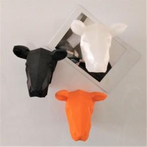 Cow Decorative Head