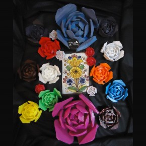 Yumilab: Exclusive customizable rose with integrated magnets