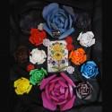 Rose exclusive personnalisable avec aimants intégrés