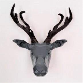 Cabeza decorativa de Ciervo