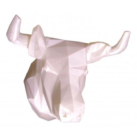 Trophée 3D taureau