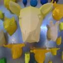 Cap decoratiu de Vaca