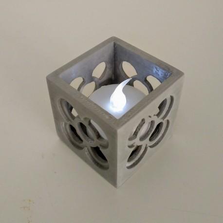 Mini Test cúbic calat Panots, amb o sense LED