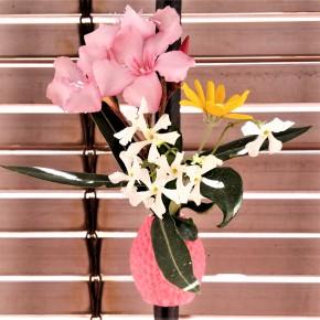 Mini vase  ananas avec aimant