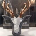 Deer decorative head