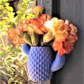 Mini Gerro cactus amb imant