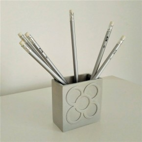 Panot rectangular pencil holder