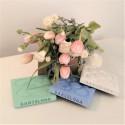 Sous-verres personnalisables fleur de Barcelone, Panot, en béton ou en résine acrylique