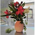 pineapple vase in ceramic resin