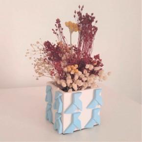 Cocottes flowerpot