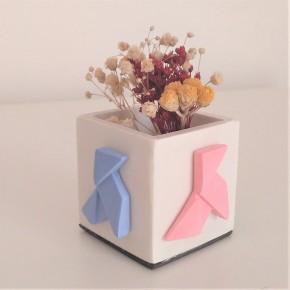 Mini Cocottes flowerpot