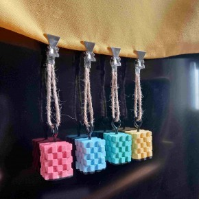 4 stairs tablecloth weights