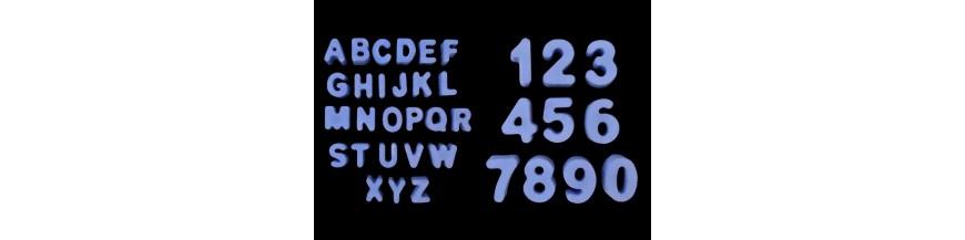 Letras y cifras
