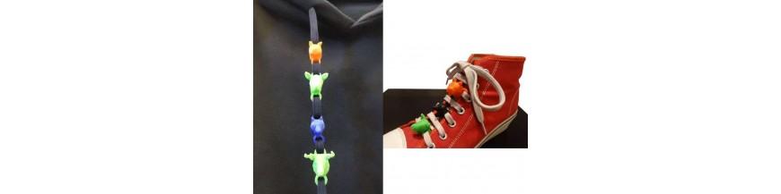 Bijoux lacets