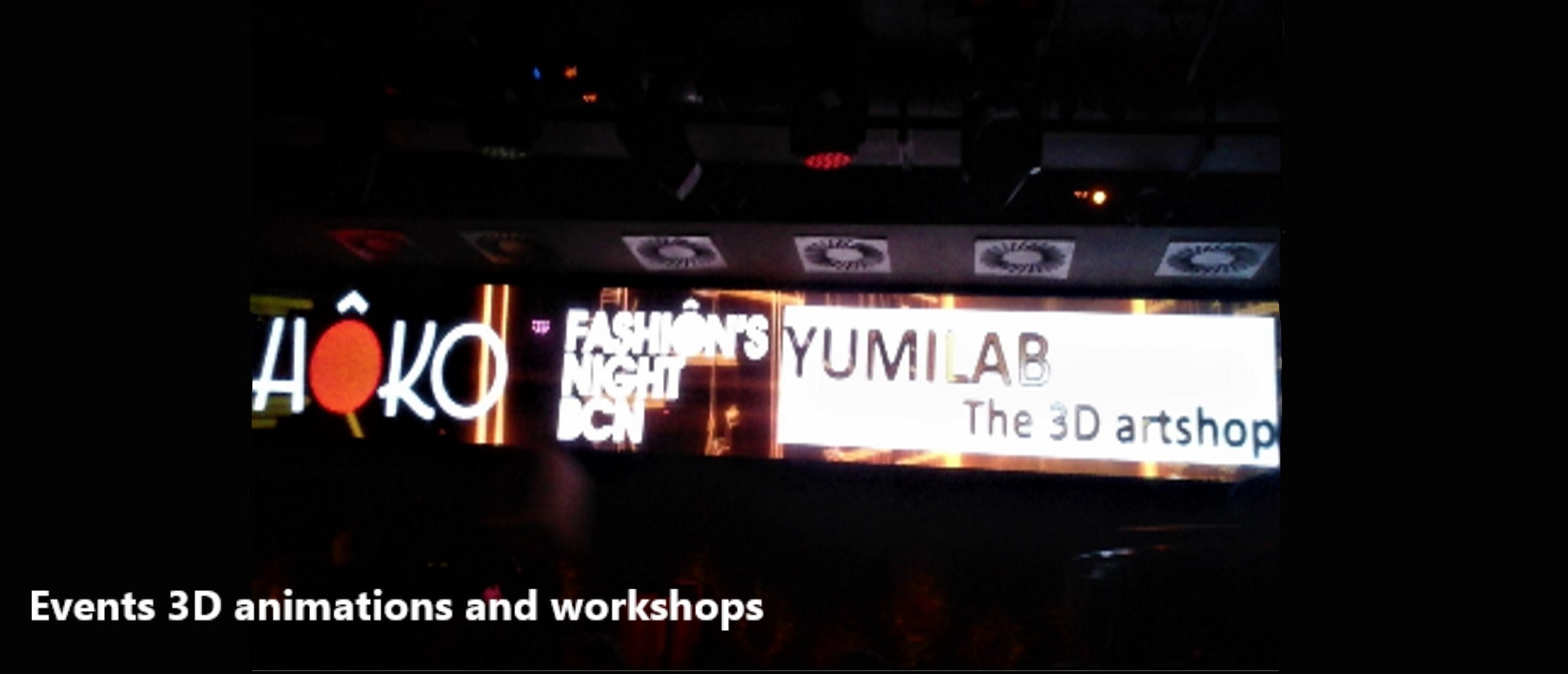 Yumilab: 3D services